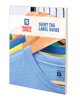 Shirt tag guide